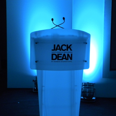 View our lecterns available for hire throughout the UK